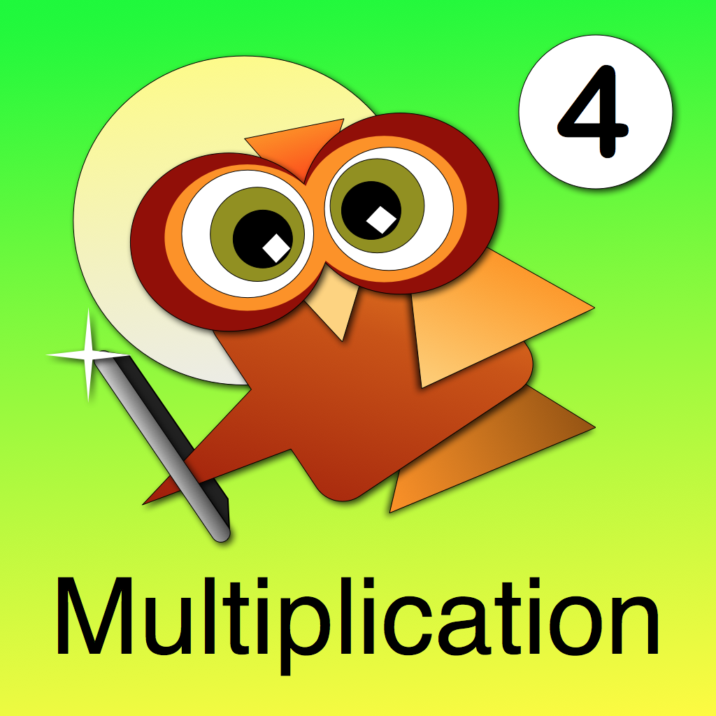 AppTutor G4M - Grade 4 Multiplication